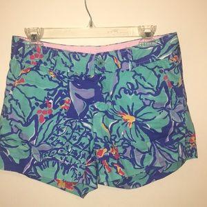 Adorable lily Pulitzer Callahan shorts